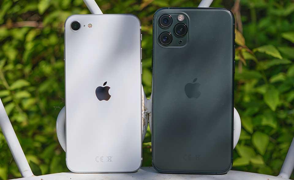 iFan đang dùng iPhone 7 trở xuống có nên nâng cấp lên iPhone SE 2020 ?