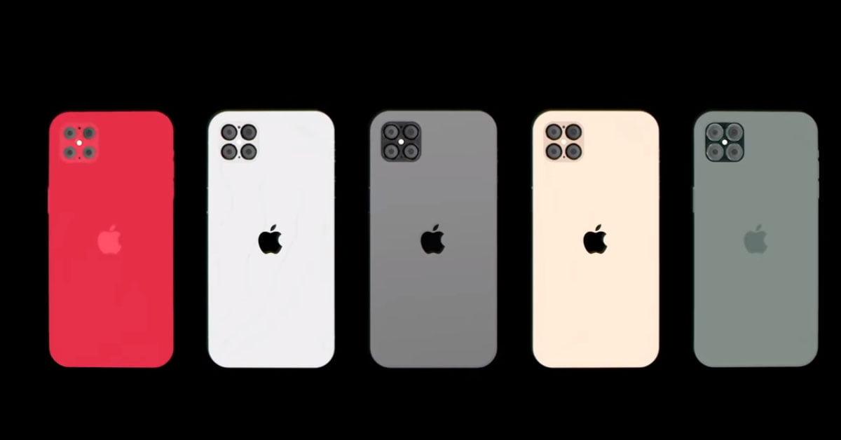 Bật mí 8 điểm mới trên iPhone 12, bất ngờ nhất với điều số 4