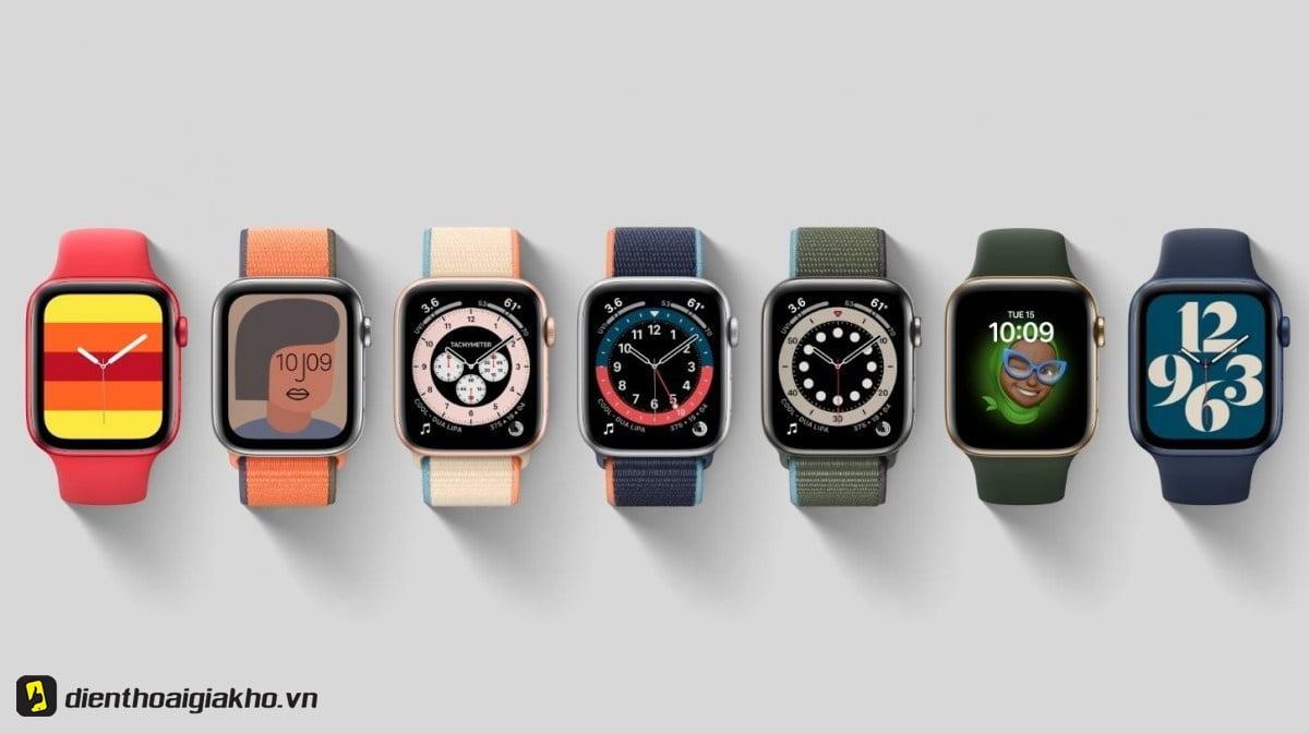 Thiết kế của Apple Watch