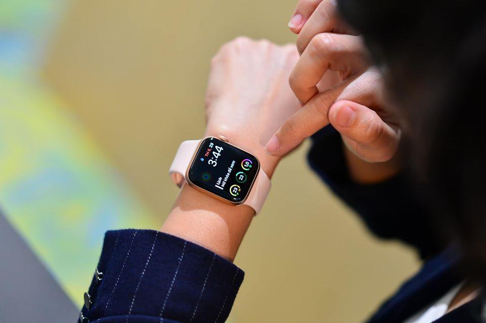 Sử dụng Apple Watch không cần iPhone
