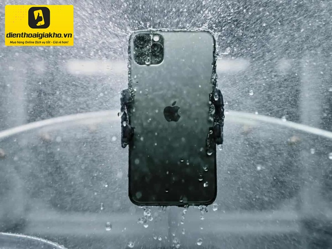 iphone 12 có chống nước không