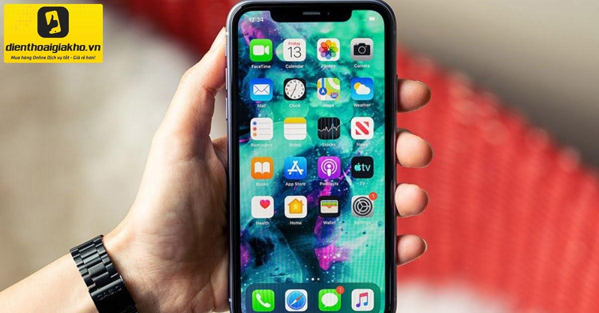 cách reset iphone 11 pro