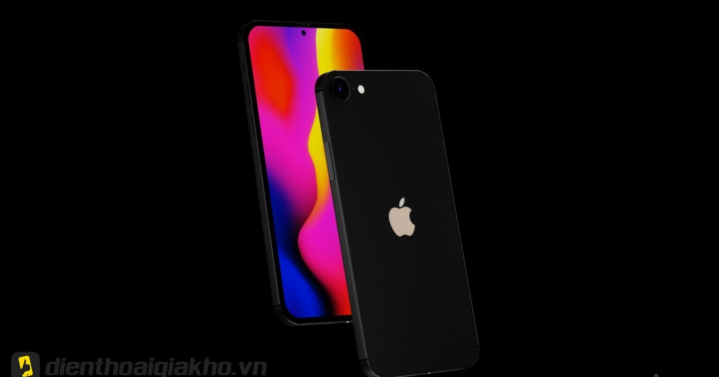 màn hình iPhone SE