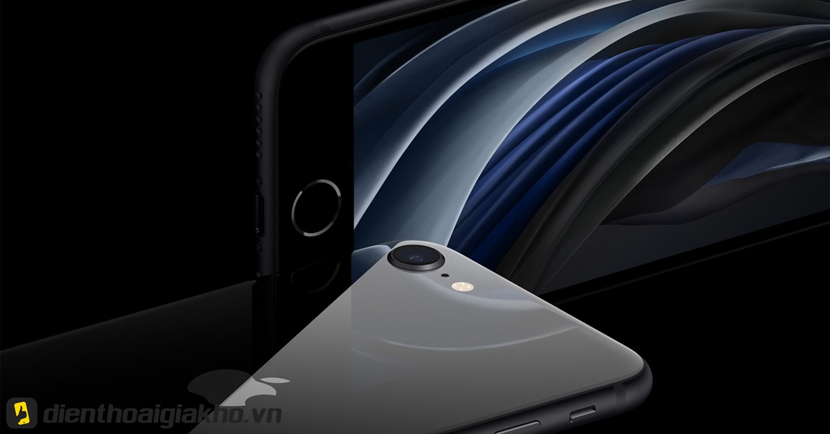 màn hình iPhone SE 2020