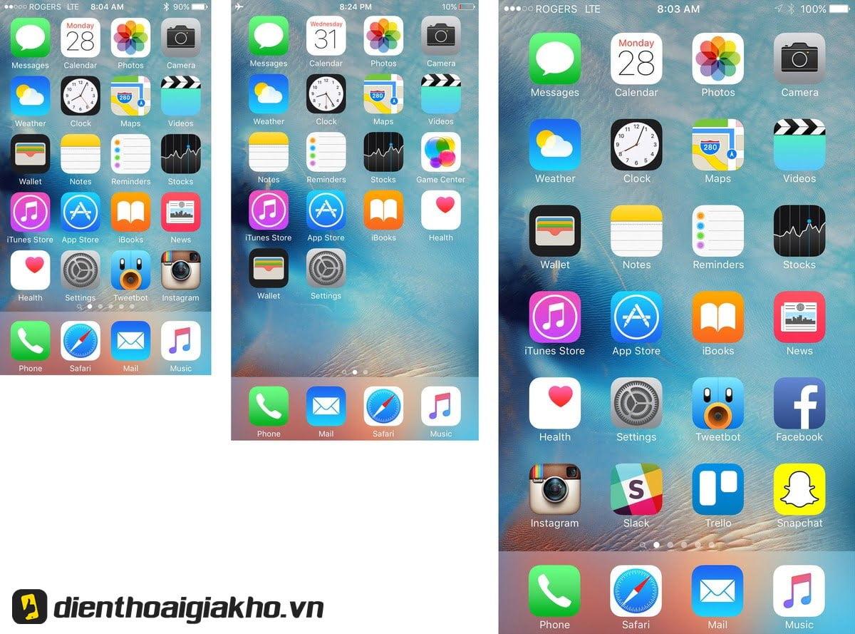 màn hình iPhone SE 2020 bao nhiêu inch