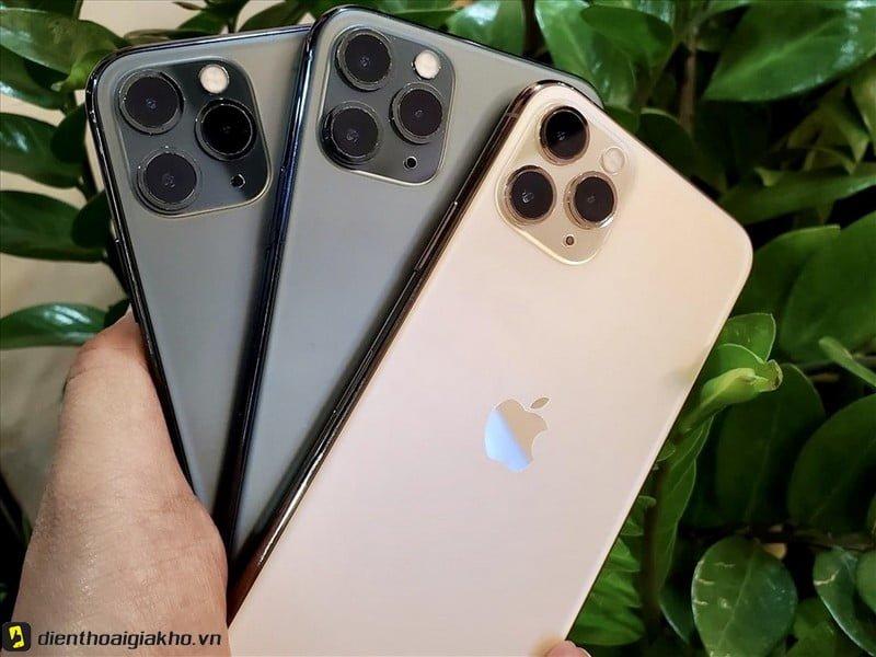 Nên mua iPhone 11 Pro Max dung lượng bao nhiêu?