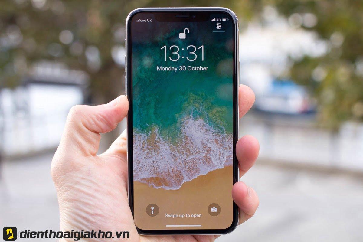 màn hình iPhone X là bao nhiêu inch