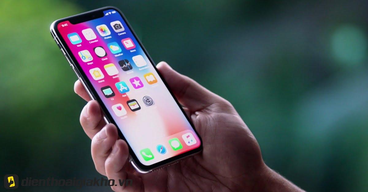 màn hình iPhone XS là bao nhiêu inch