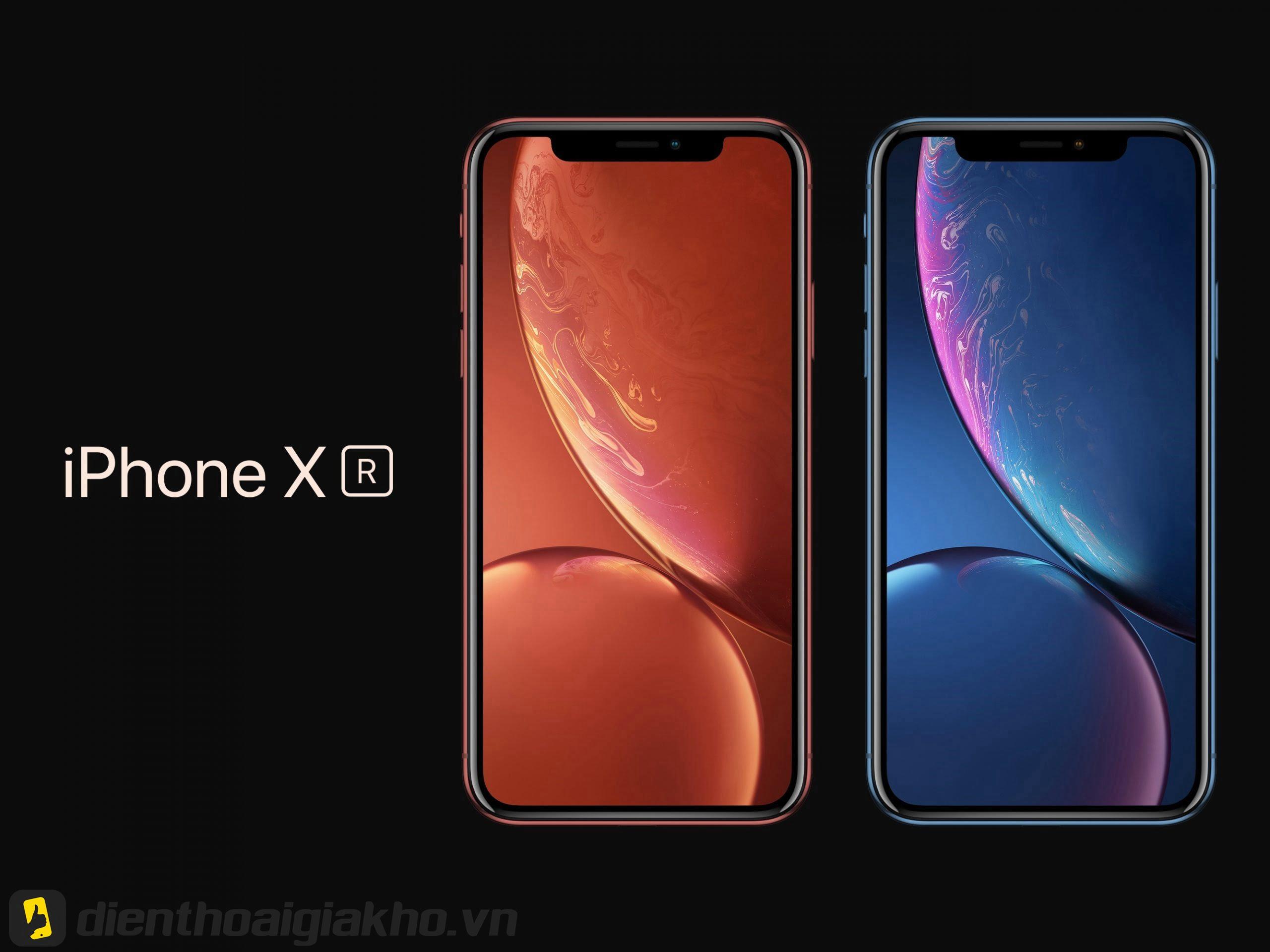 màn hình iPhone X kích thước