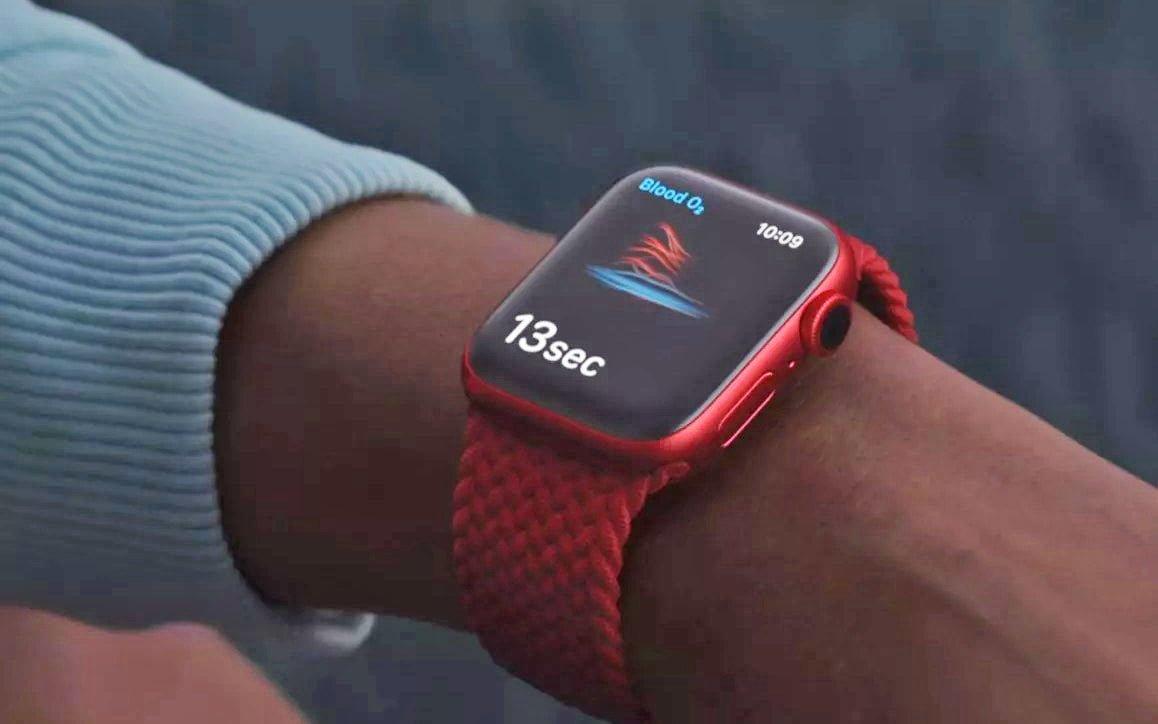 Smartwatch hỗ trợ đo SpO2