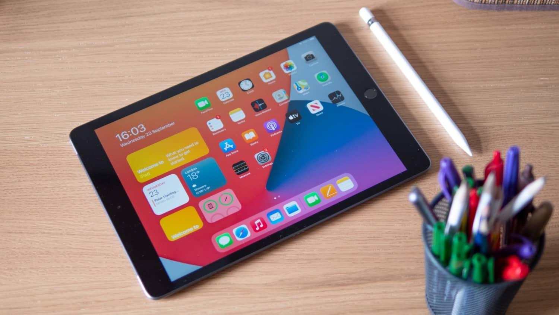 iPad Gen 8 10.2 inch Wifi 32GB Chính Hãng