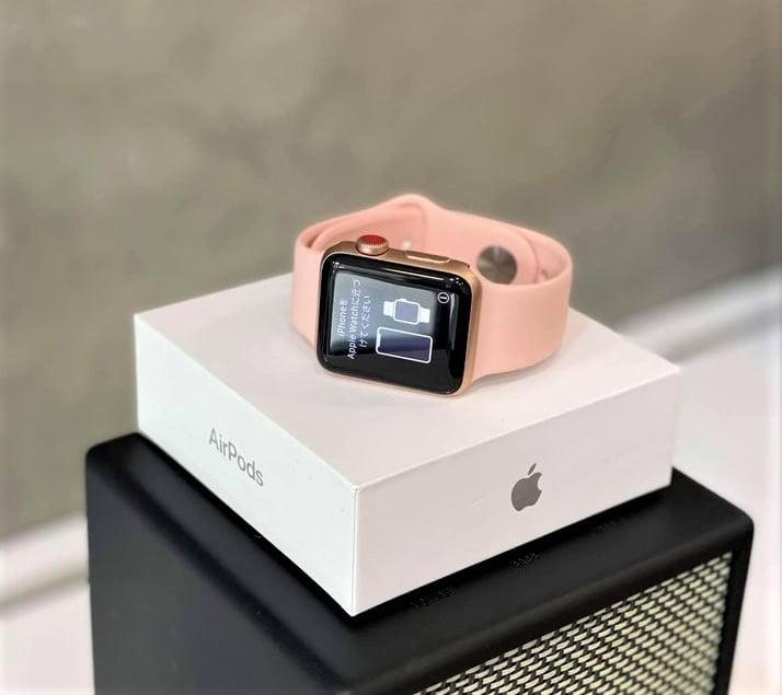 Apple Watch Series 3 38mm GPS Aluminum Sport Band