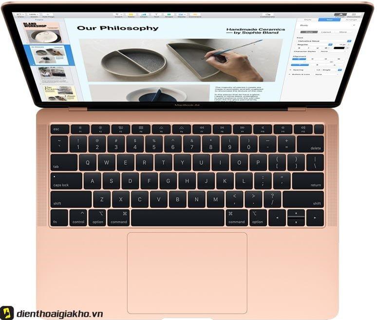 MGN93 - MacBook Air 2020 13 Inch Apple M1 8GB/256GB Silver Chính Hãng