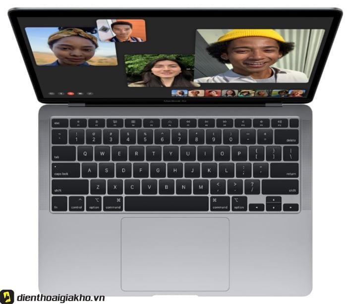 MGND3 - MacBook Air 2020 13 Inch Apple M1 8GB/256GB Gold Chính Hãng