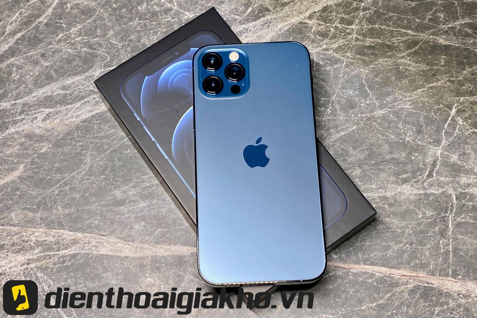 iPhone 12 Pro (128GB chính hãng) sở hữu hiệu suất đỉnh cao. Cũng nhờ được trang bị chip A14 Bionic gần như ngang bằng với iPad Air.