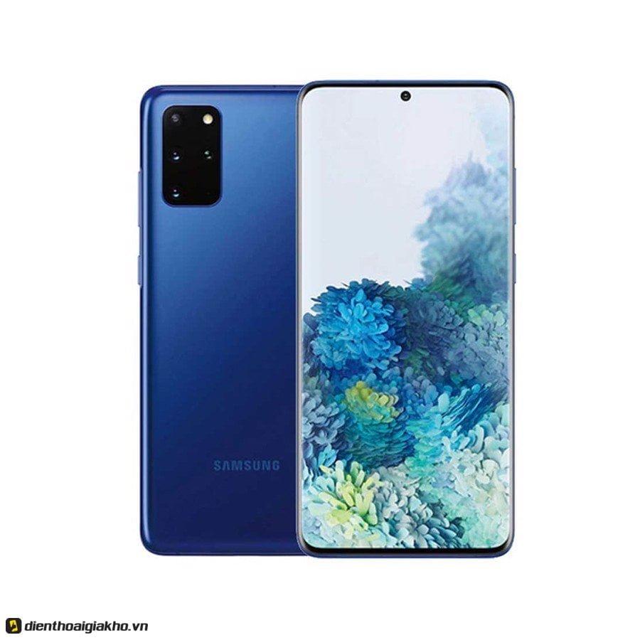 Samsung Galaxy S20 Plus thiết kế hướng tới sự thoải mái cho người dùng