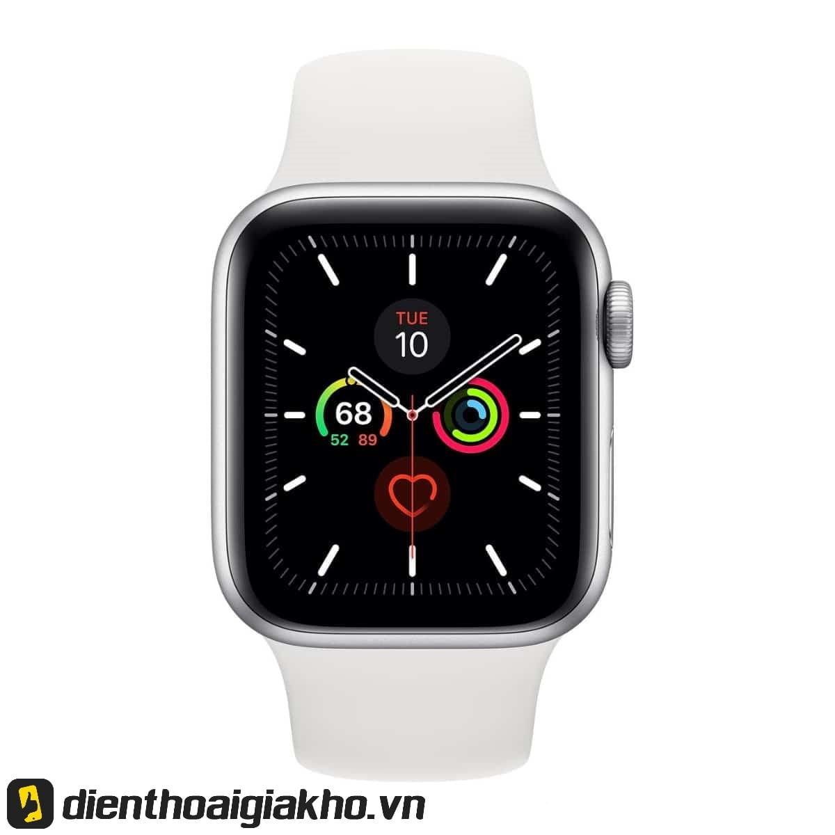 Apple Watch Series 5 44mm GPS Aluminum cũ 99% tại Điện Thoại Giá Kho.