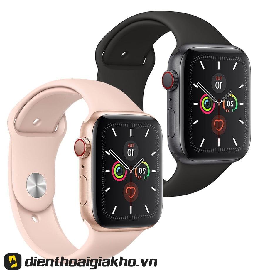 Apple Watch Series 5 GPS siêu chanh sả tại Giá Kho.