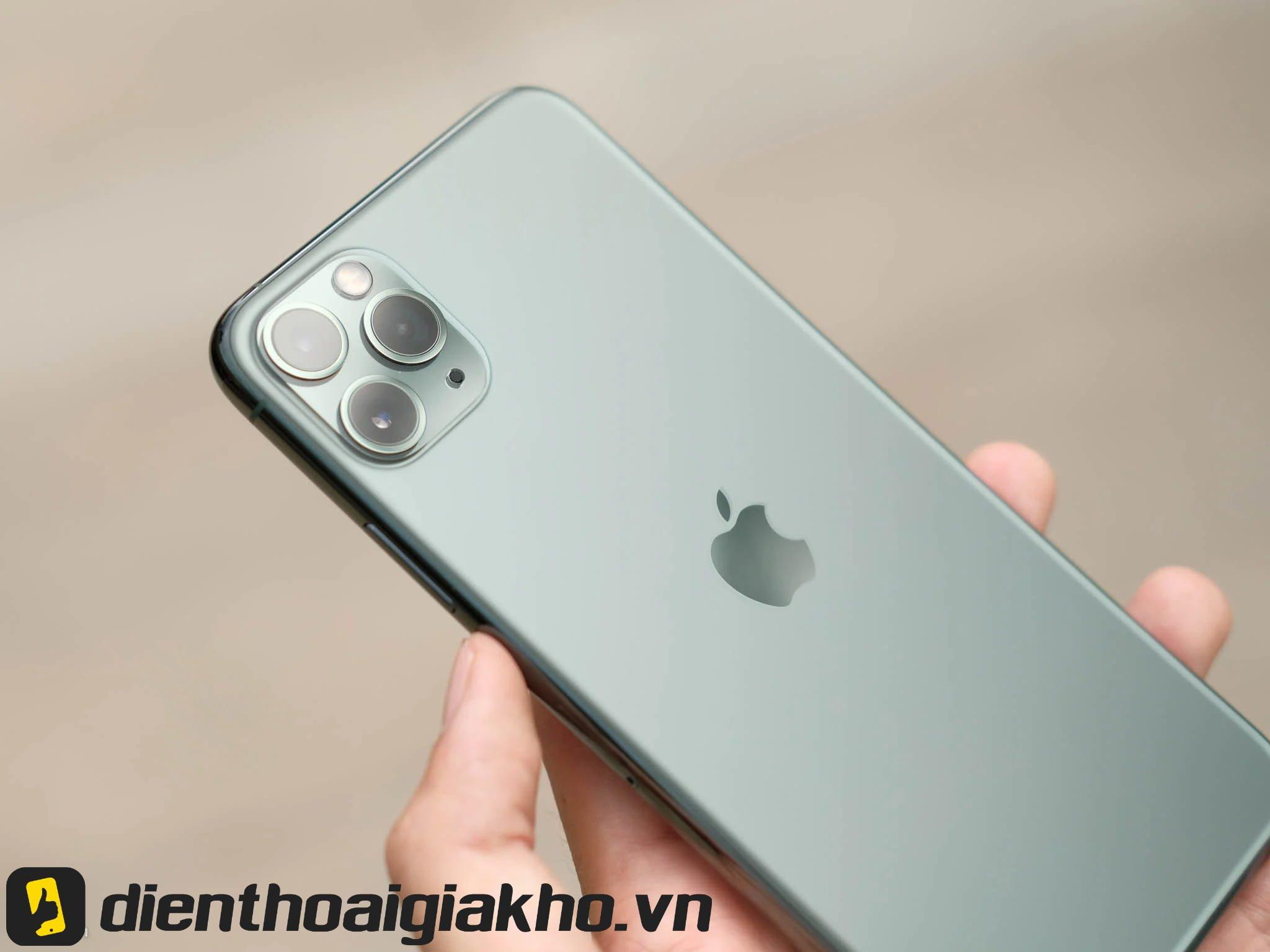 Apple dường như đã lấy lại chỗ đứng trong mảng máy ảnh. Sau thời gian nhường chỗ cho các dòng điện thoại Android.
