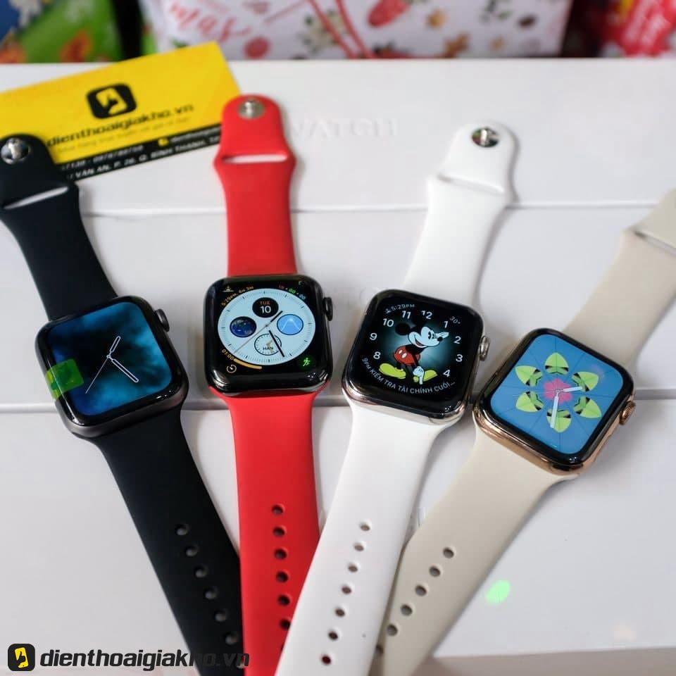 Mua Apple Watch Series 4 40mm LTE Aluminum
