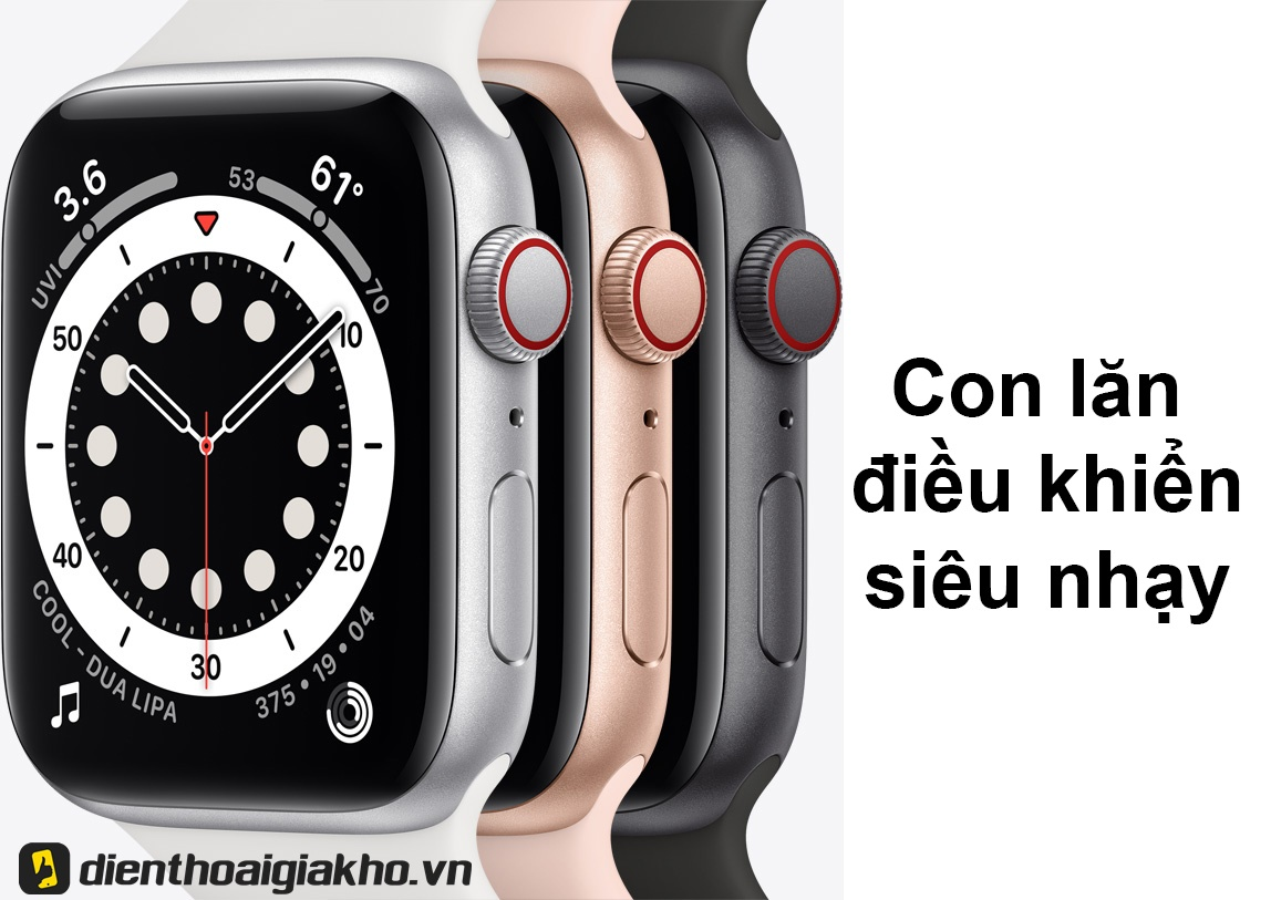 Apple Watch SE 44mm GPS Aluminum Case with Sport Band