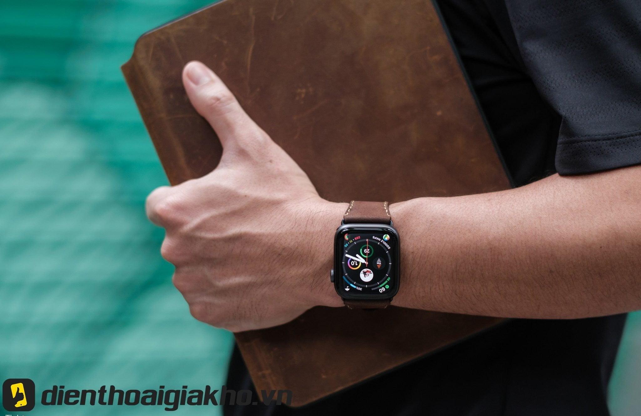 Apple Watch SE 44mm GPS Aluminum cũ ở đâu chính hãng?