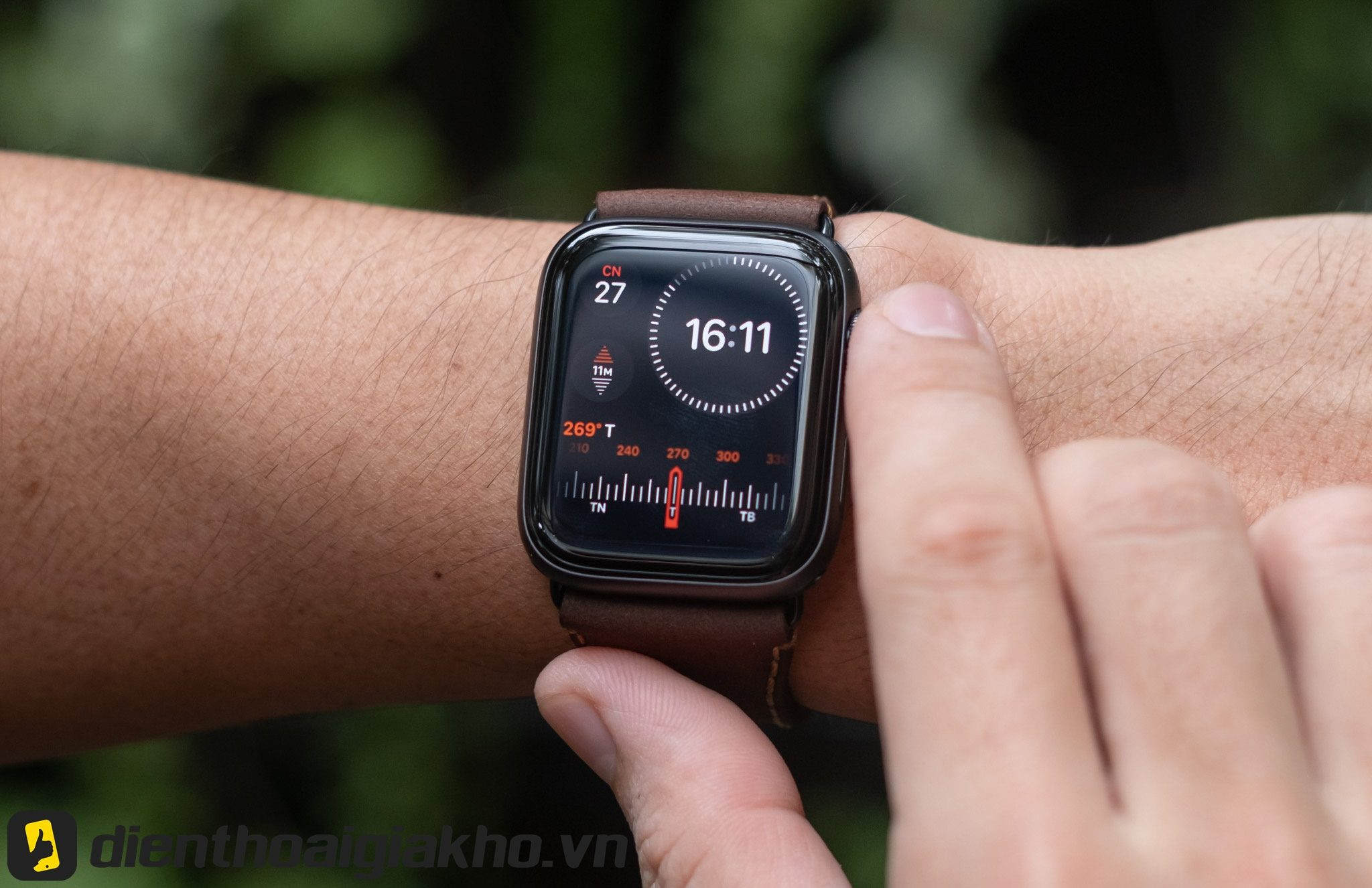 Mua Apple Watch SE 44mm GPS Aluminum cũ
