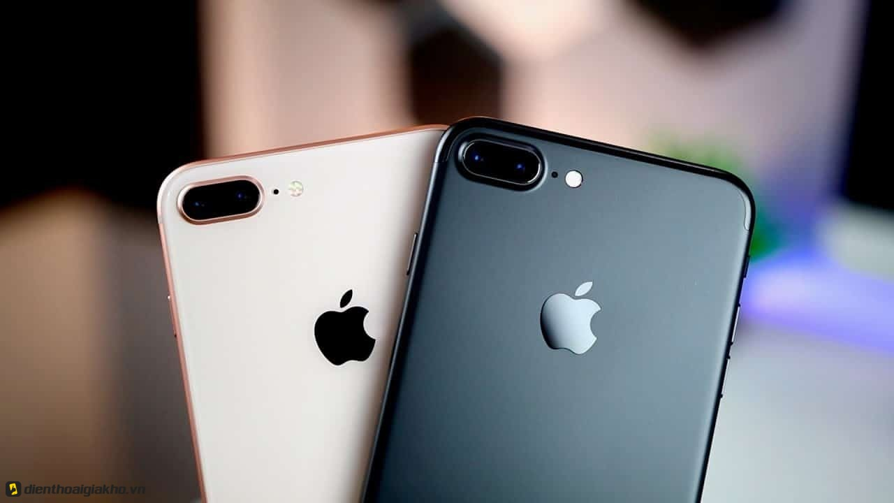 Thời lượng pin của iPhone 8 Plus