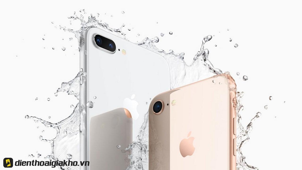 iPhone 8 có chống nước không