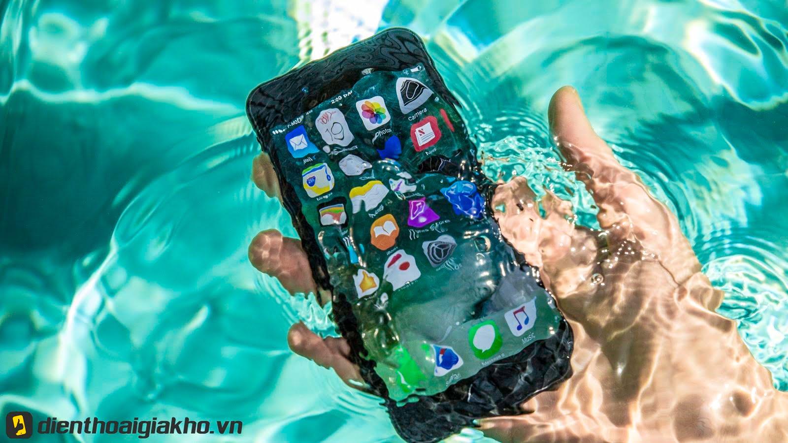 iPhone 8 Plus có chống nước không