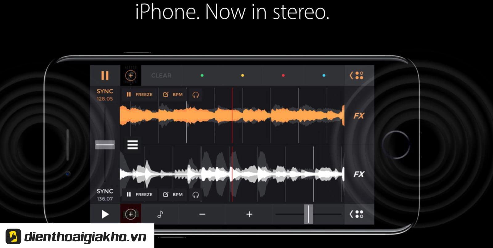 Loa Stereo trên iPhone 8 mang đến trải nghiệm tốt hơn khi so với Samsung Galaxy Note 8 và LG V30