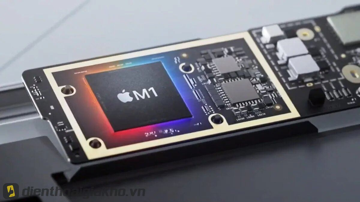 Chip M1 được xem là nhảy vọt của Apple, mang đến sự tuyệt vời cho Mac