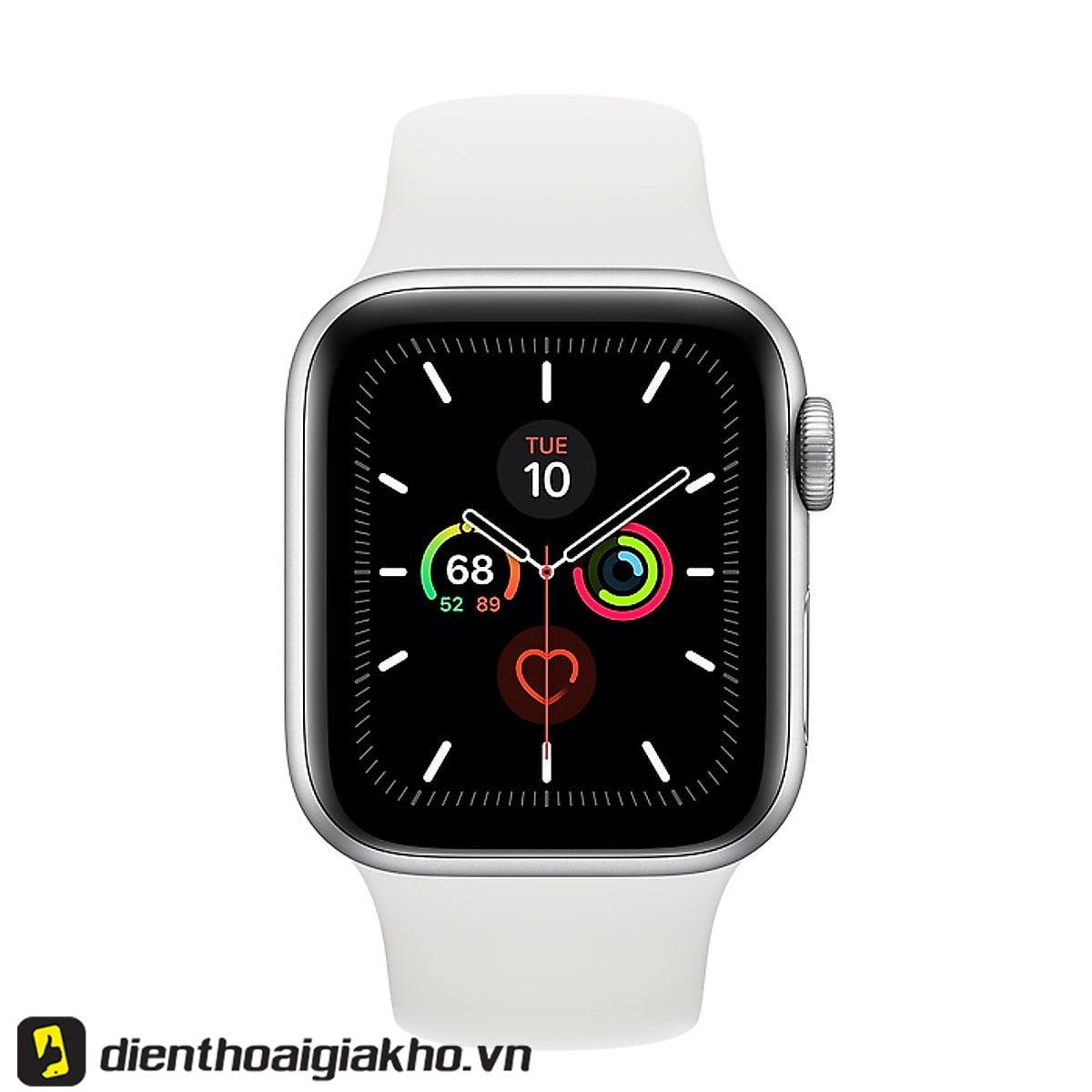Apple Watch SE 40mm GPS Aluminum Cũ màn hình sắc nét