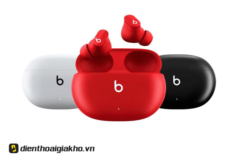 Bộ sưu tập các màu sắc của tai nghe không dây chống ồn Beats Studio Buds
