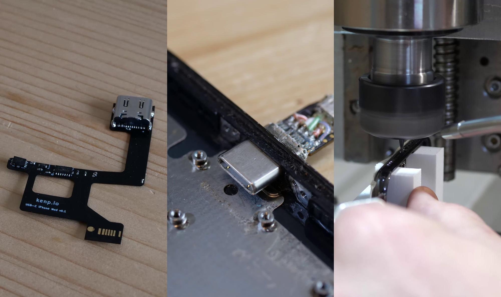 iPhone đầu tiên mang cổng sạc USB-C