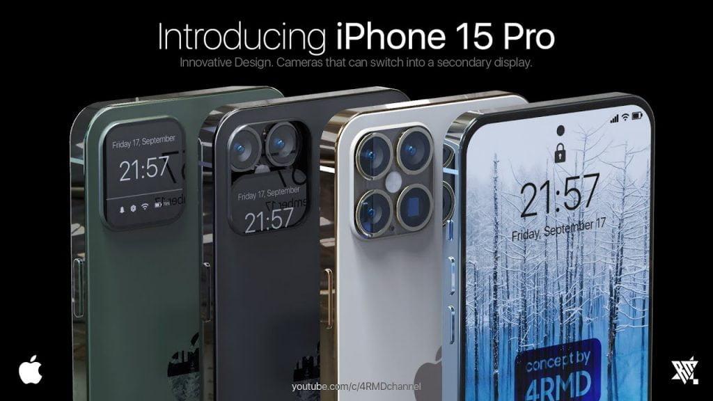 iPhone 15 Pro